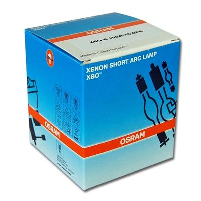 Lâmpada Osram® XBO R 100W/45C OFR Para Processadora Pentax EPK-1000