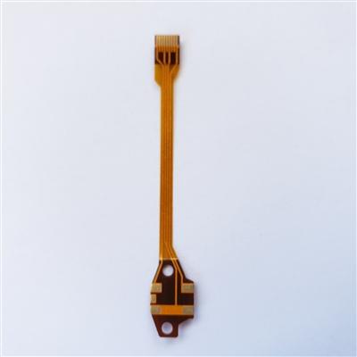 Circuito Flex (Flat Cable) do Botão #1 para Aparelhos Olympus Série 180