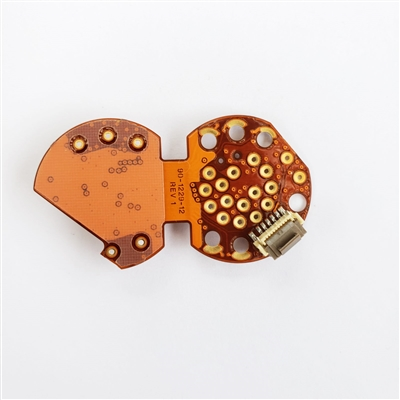 Circuito Flex (Flat Cable) 'Placa' do Conector para Aparelhos Olympus Série H180 (HD)
