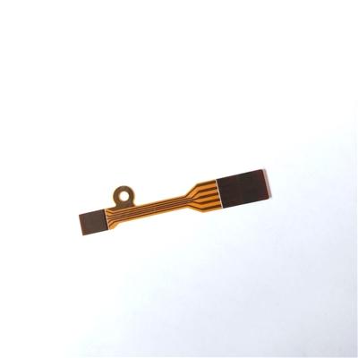 Circuito Flex (Flat Cable) do Botões Superiores para Aparelhos Olympus Série 150/180