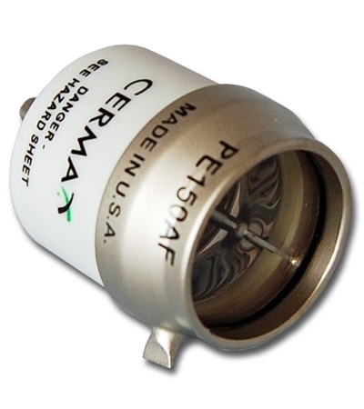 Lâmpada Xenon 150W Cermax/Excelitas® PE150AF para EPX-2200/EPX-2500/EPX-3200