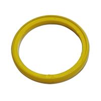 Anel Amarelo do Cone to Tubo Conector no Corpo do Aparelho Olympus Série 160