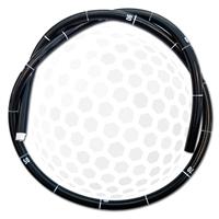 Tubo de Inserção para Gastroscópios Olympus® (9.2mm x 103cm) - SEM TERMINAIS
