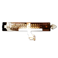 Circuito Flexível (Flat Cable) 'Fita' do Bloco Eletrônico (HUB) para Séries Q150/Q180 - ORIGINAL